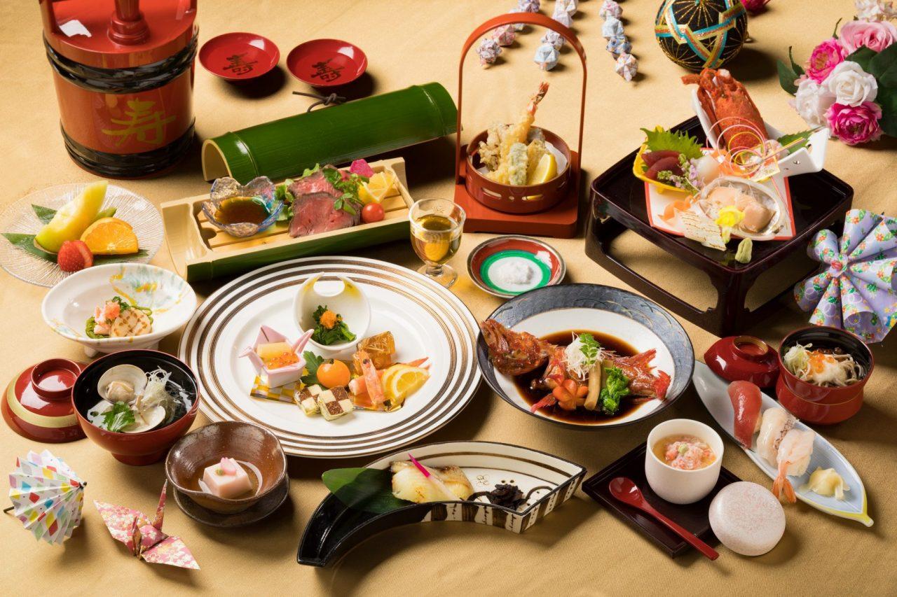 日本料理『介寿荘』のご結納プラン