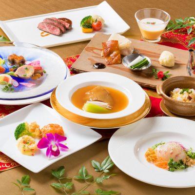 中国料理 豪華のご結納プラン