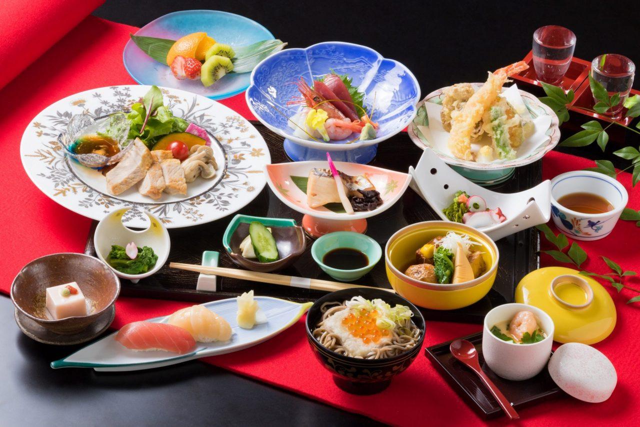 日本料理『介寿荘』のお顔合わせプラン