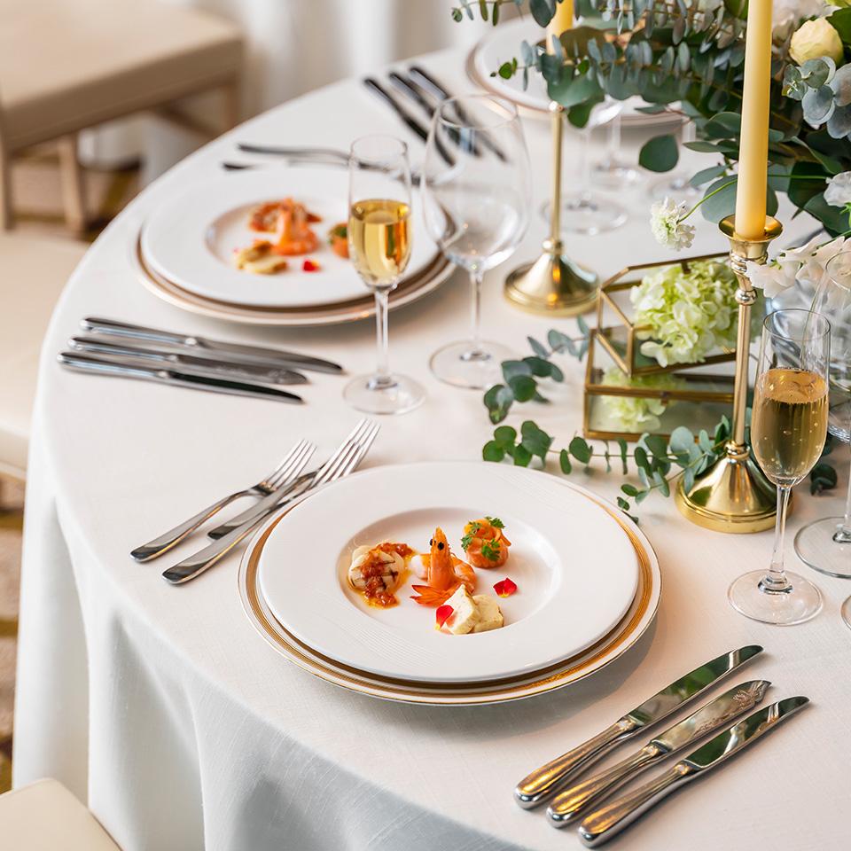 ◆無料◆2万6000円相当の婚礼料理試食×相談会