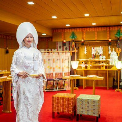 【盛岡八幡宮×ホテル婚】親も喜ぶ◆和婚相談会