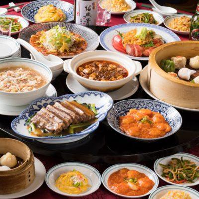 本格中国料理が食べ放題!「秋のオーダーバイキング」