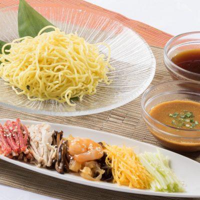 中国料理『豪華』特製 五目涼し麺