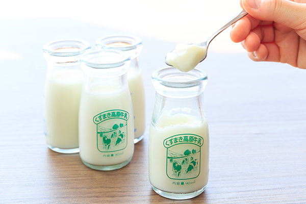 くずまき高原牛乳プリン