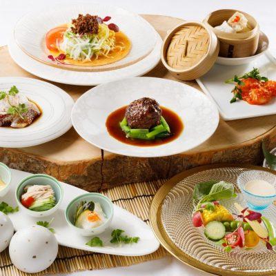 7・8月おすすめランチコース「夏野菜彩り鮮やかランチコース」